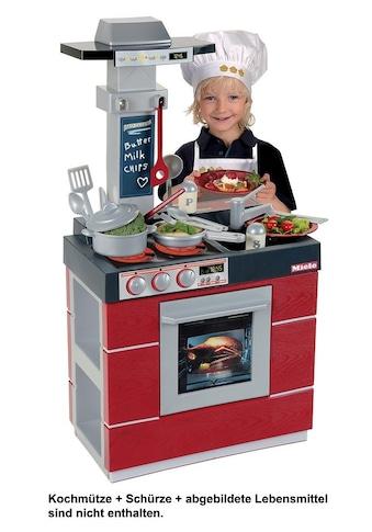 Klein Spielküche »MIELE«, Made in Germany kaufen