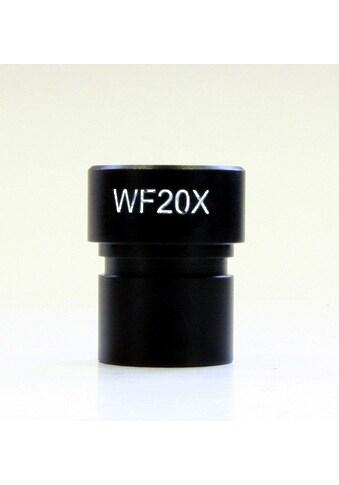 BRESSER Okular »DIN Weitfeld WF20x für Mikroskope« kaufen