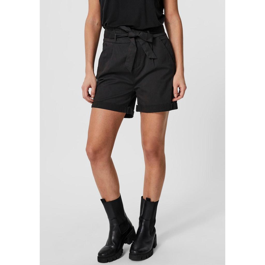 Vero Moda Shorts »VMEVA PAPERBAG COTTON«