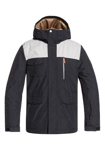 Quiksilver Snowboardjacke »Raft« kaufen