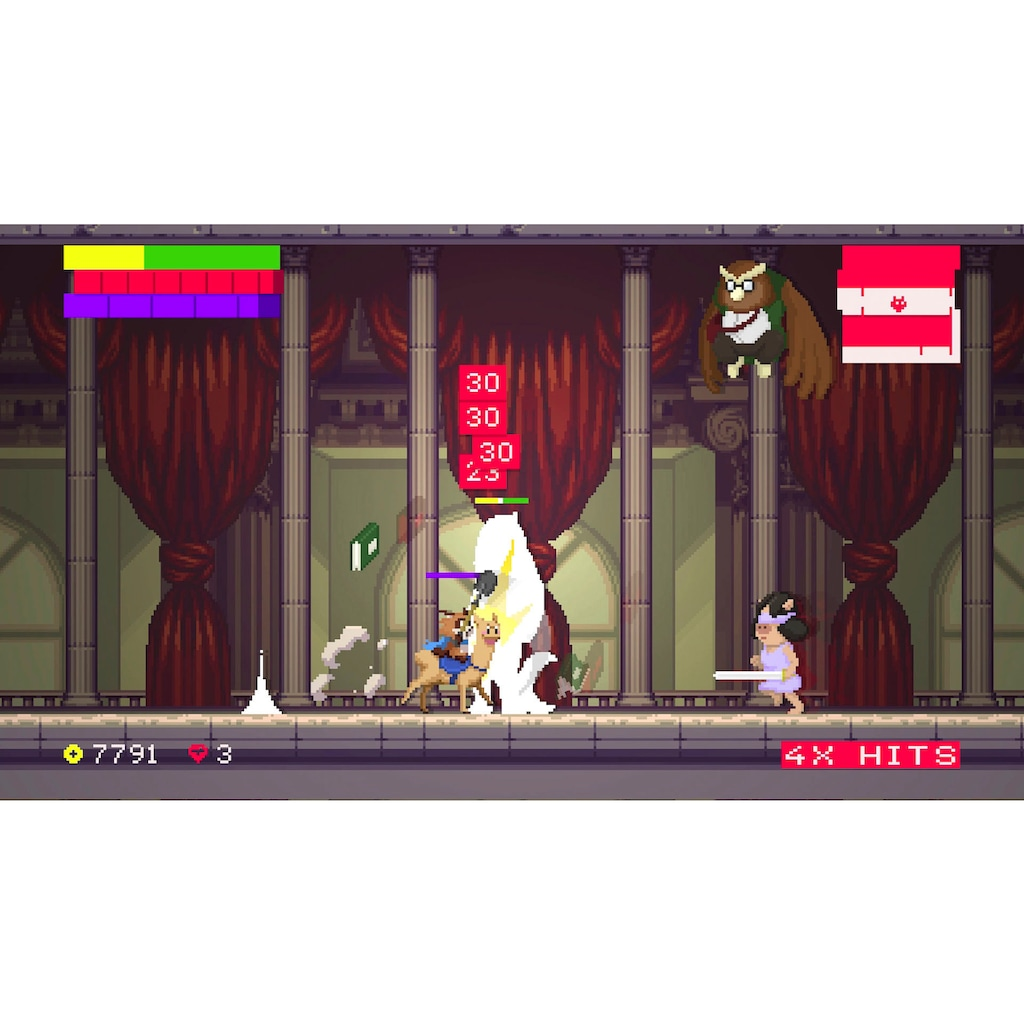 Spiel »Super Epic«, PlayStation 4