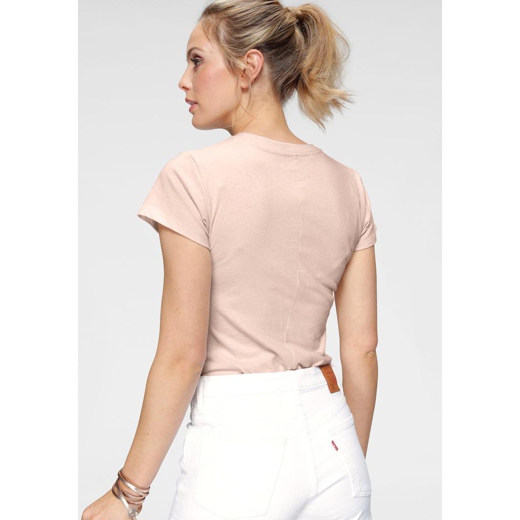 Levi's® Shirtbody »Graphic Tee Bodysuit«, mit kleinem Schritzug auf der Brust
