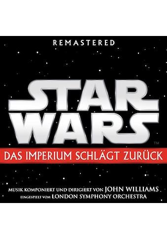 Musik-CD »STAR WARS: DAS IMPERIUM SCHLAEGT ZURUECK / Williams,John« kaufen
