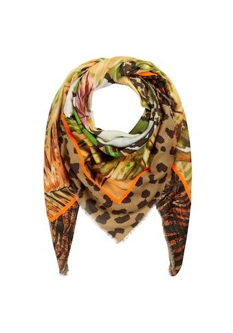 Codello Modetuch, mit Dschungel-Motiv aus Baumwolle und Modal kaufen
