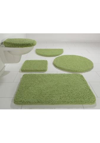 Badematte »Rondo«, my home Selection, Höhe 26 mm, rutschhemmend beschichtet, fußbodenheizungsgeeignet kaufen
