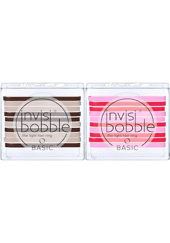 "invisibobble Haargummi ""BASIC"", 2 - tlg. kaufen"