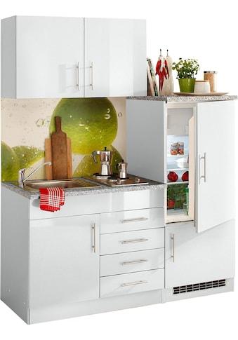 HELD MÖBEL Küchenzeile »Toledo«, mit E-Geräten, Breite 160 cm kaufen