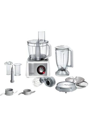 BOSCH Kompakt-Küchenmaschine »MultiTalent 8 MC812S814«, 1250 W, 3,9 l Schüssel kaufen