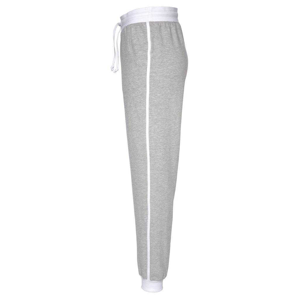 Flashlights Jogger Pants, (Packung, 2er-Pack), mit elastischem Bund und Tunnelzug