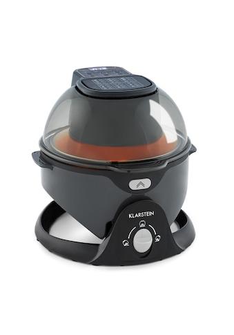 Klarstein Heißluftfritteuse 1400W 50-240°C Timer kaufen