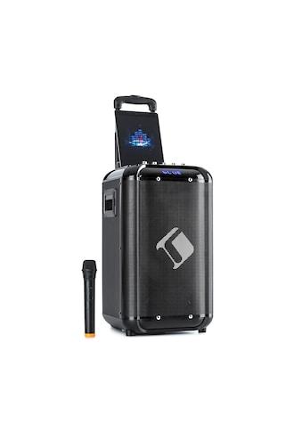 "Auna PA-Anlage 10"" Woofer 50/150W UHF-Mikro USB SD BT kaufen"