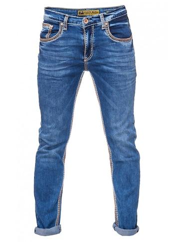 Rusty Neal Jeans mit dezenter Waschung kaufen