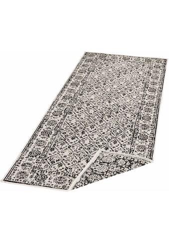 bougari Läufer »Curacao«, rechteckig, 5 mm Höhe, In- und Outdoor geeignet, Wendeteppich kaufen
