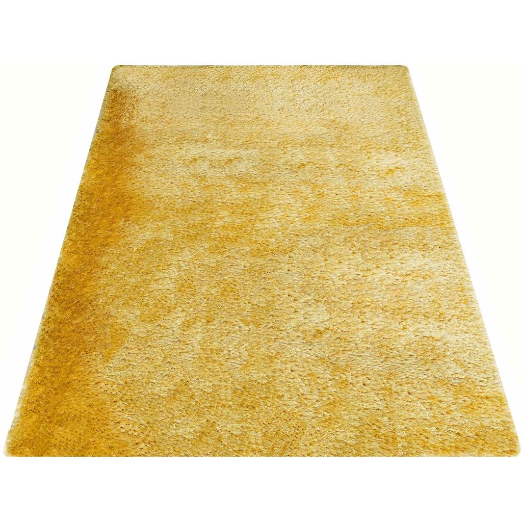 Guido Maria Kretschmer Home&Living Hochflor-Teppich »Micro exclusiv«, rechteckig, 78 mm Höhe, democratichome Edition, bekannt aus der TV Werbung, Wohnzimmer