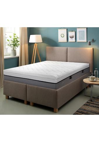 Hn8 Schlafsysteme Topper »VS Green«, (1 St.), schmiegt sich wunderbar an deinen Körper an kaufen