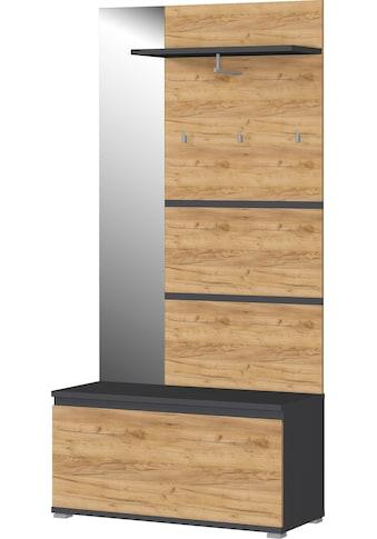 GERMANIA Garderoben-Set, (Set, 2-tlg.) kaufen