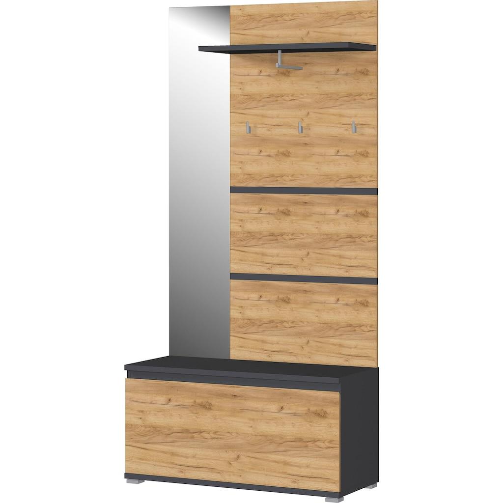 GERMANIA Garderoben-Set