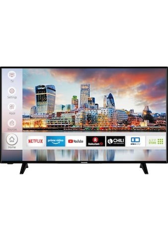 """Hanseatic LED-Fernseher »50H600UDSI«, 126 cm/50 """", 4K Ultra HD, Smart-TV, HDR10 kaufen"""