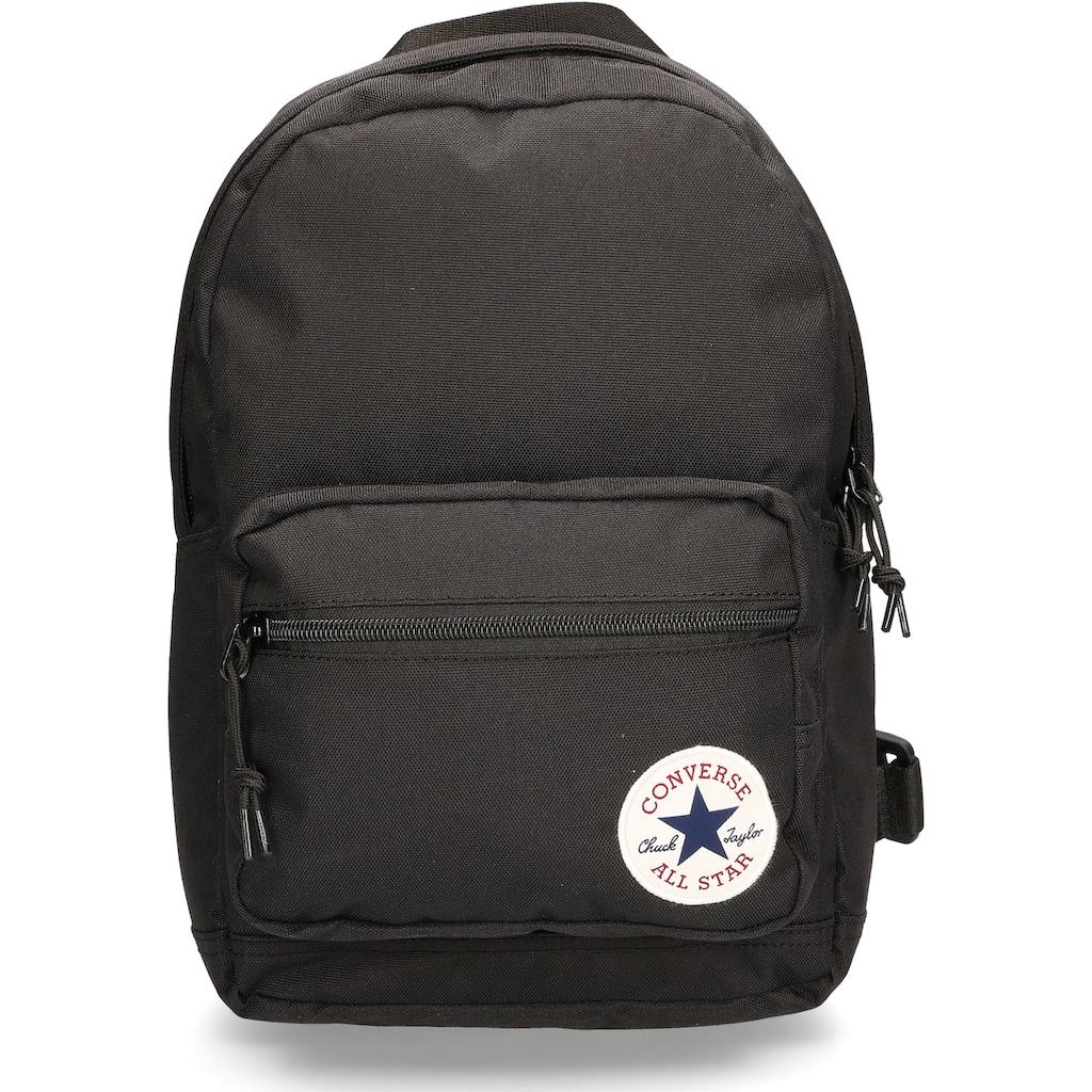 Converse Laptoprucksack »Go 2, black«