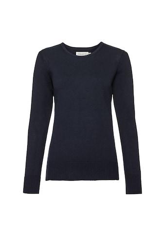 Russell Rundhalspullover »Damen Pullover mit Rundhalsausschnitt« kaufen
