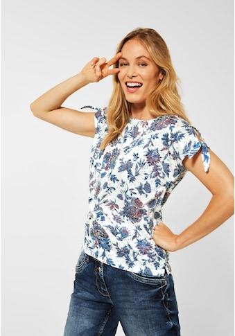 Cecil T-Shirt, mit Blumenmuster kaufen