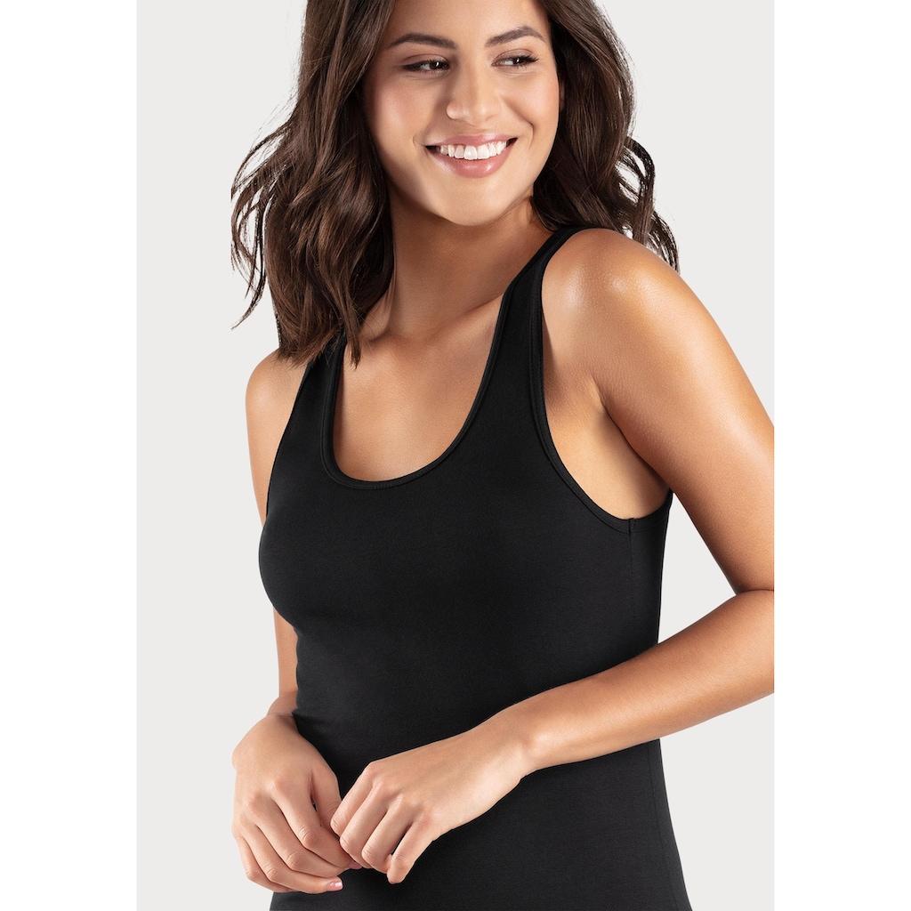 Vivance Shirtbody, aus Baumwoll-Stretch-Qualität