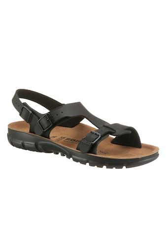 Birkenstock Berufsschuh »SARAGOSSA Sandale«, mit rutschhemmender, öl- und fettbeständiger Laufsohle kaufen