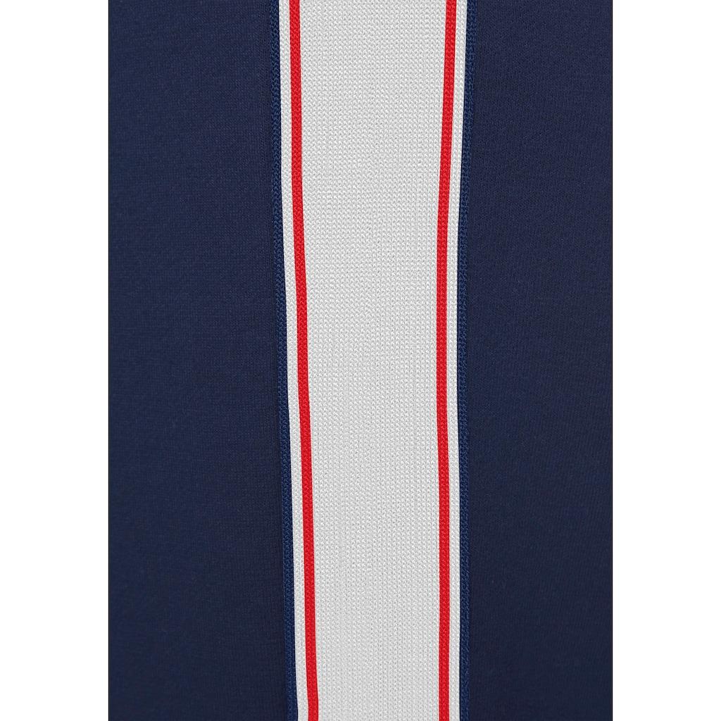 H.I.S Relaxhose, mit seitlichen Tapestreifen