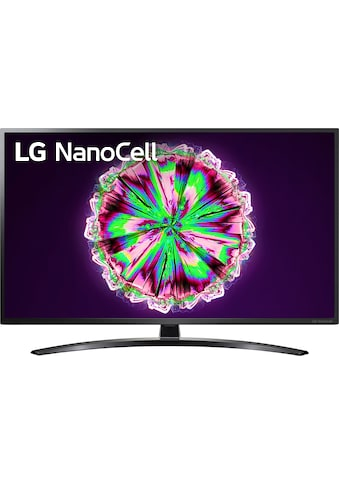 "LG LED-Fernseher »55NANO796NE«, 139 cm/55 "", 4K Ultra HD, Smart-TV, NanoCell-Google Assistant, Alexa und AirPlay 2-inkl. Magic Remote-Fernbedienung kaufen"
