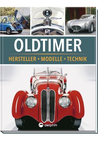 Buch »Oldtimer / Reinhard Lintelmann« kaufen