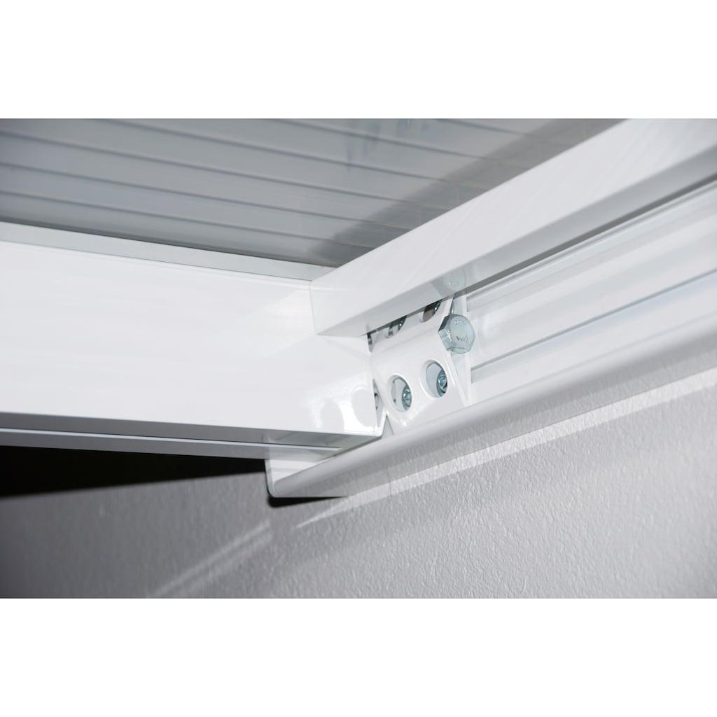 GUTTA Terrassendach »Premium«, BxT: 611x406 cm, Dach Acryl bronce