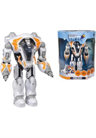 SIMBA Actionfigur »Die Nektons, Weißer Nekbot«, vollbeweglich, mit Licht- und... kaufen