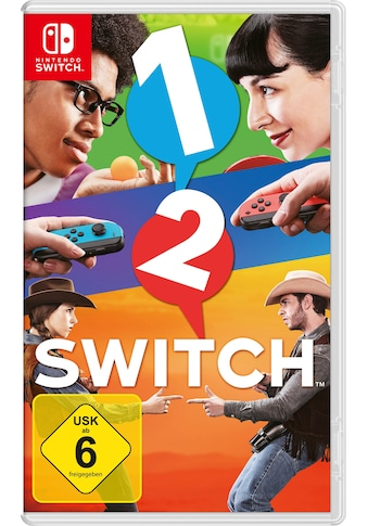 1 - 2 - Switch Nintendo Switch kaufen