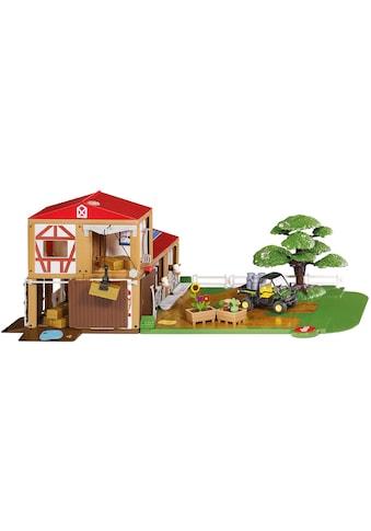 """Siku Spiel - Gebäude """"SIKU World, Bauernhof"""" kaufen"""