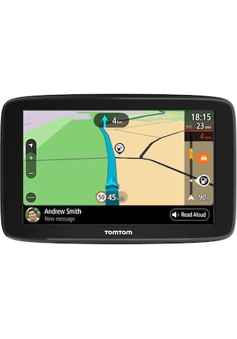 TomTom Navigationsgerät »GO BASIC 15,24 cm (6 Zoll) EU 45«, Navigationsgerät kaufen