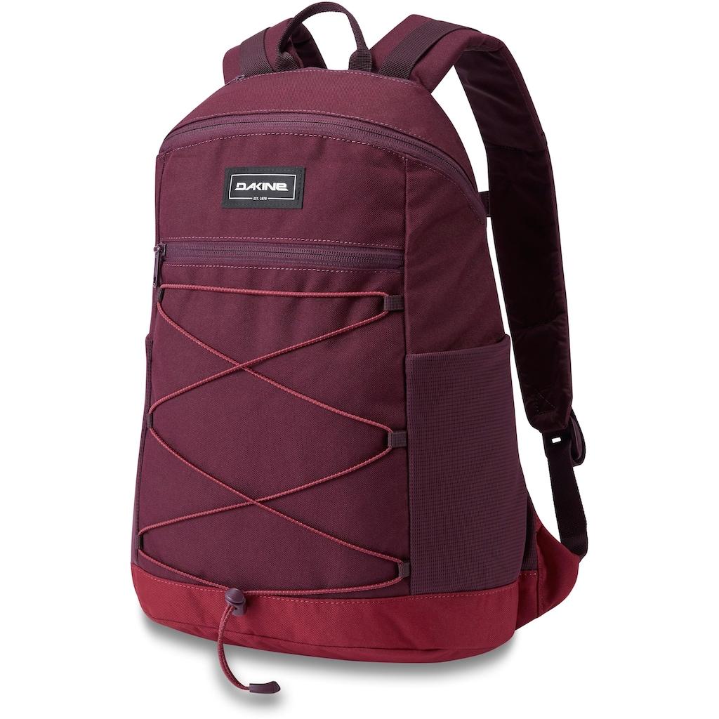 Dakine Freizeitrucksack »WNDR Pack 18L, Garnet Shadow«