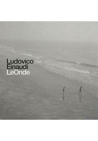 Vinyl »Le Onde / Einaudi,Ludovico« kaufen