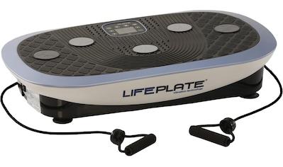 MAXXUS Vibrationsplatte »Lifeplate 4.0«, (Set, 3 tlg., mit Trainingsbändern-mit Trainingsplan-mit Unterlegmatte) kaufen