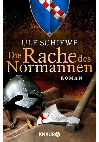 Buch »Die Rache des Normannen / Ulf Schiewe« kaufen