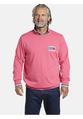 Jan Vanderstorm Sweatshirt »DEGENAR«, hautfreundliche Baumwolle kaufen