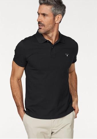 Gant Poloshirt, mit 2-Knopf-Verschluss kaufen
