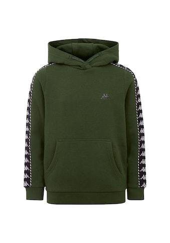 Kappa Kapuzensweatshirt »IGON«, in innen angerauter Sweatqualit&auml;t<br /> kaufen
