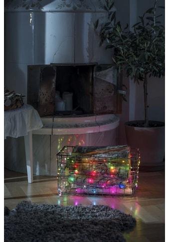 KONSTSMIDE Micro LED Lichterkette, mit langsamem und schnellem Farbwechsel kaufen