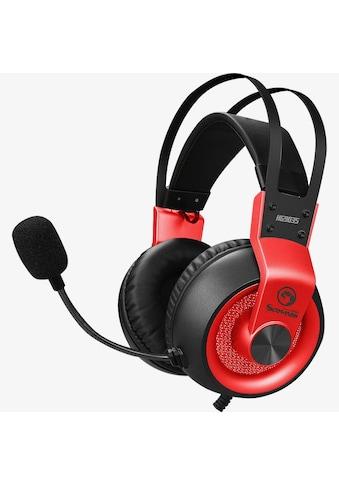 Marvo Headset mit USB-Kabel »HG9035RD 7.1USB Wired Gaming Headset« kaufen