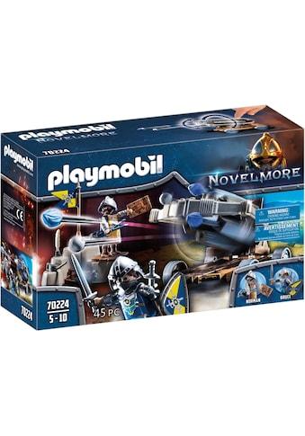 "Playmobil® Konstruktions - Spielset ""Geniale Wasserballiste (70224), Novelmore"", Kunststoff, (45 - tlg.) kaufen"