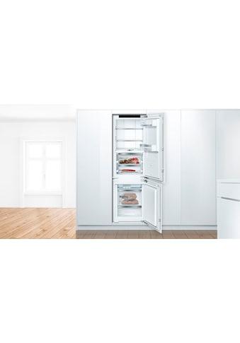 BOSCH Einbaukühlgefrierkombination »KIF86PFE0«, 8 kaufen