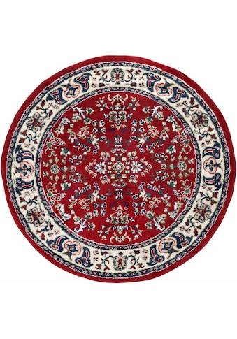 Andiamo Teppich »Orient«, rund, 10 mm Höhe, Orient-Optik, Wohnzimmer kaufen