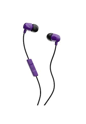 Skullcandy Headset »JIB IN - EAR W/MIC 1 Purple/Black« kaufen