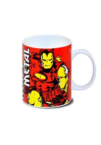 LOGOSHIRT Tasse mit tollem Helden - Print »Marvel Comics  -  Iron Man« kaufen