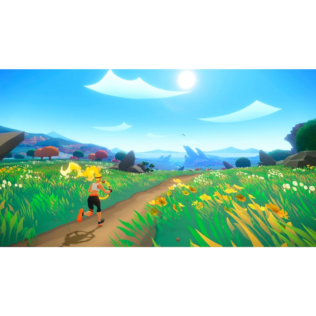 Nintendo Switch Spiel »Ring Fit Adventure«, Nintendo Switch